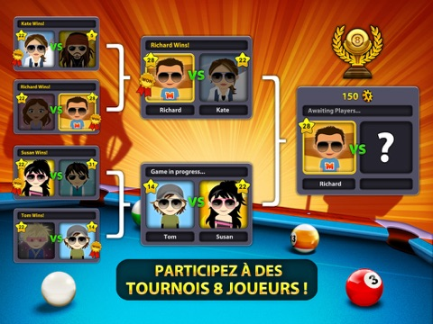 8 Ball Pool™ screenshot 4