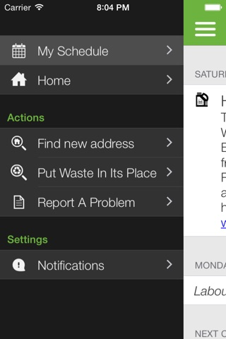 St. John's Waste and Recycling screenshot 2