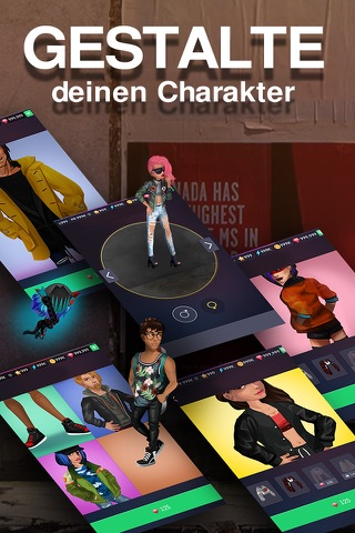 Beat Fever: Music Rhythm Game screenshot 3