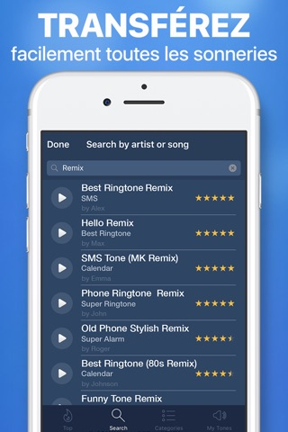 Ringtones for iPhone & Maker screenshot 4