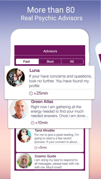 download fortunica - Tarot Advice appstore review