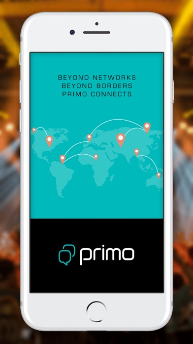 Primo Connect Screenshot on iOS