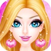 Princess Makeover Slacking - Dress Up Girl