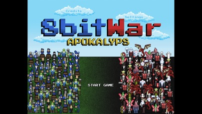 Screenshot 8bitWar: Apokalyps