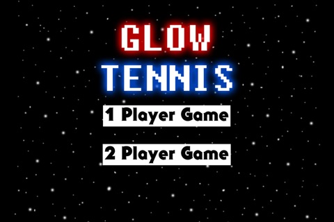 Glow Tennis screenshot 3