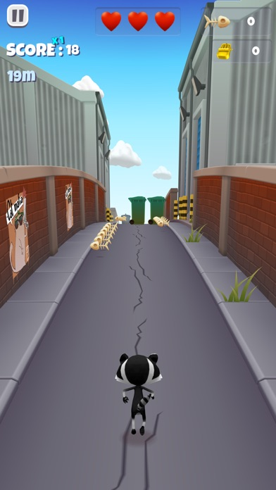 Cat Run Endless Runnner App Download Android Apk