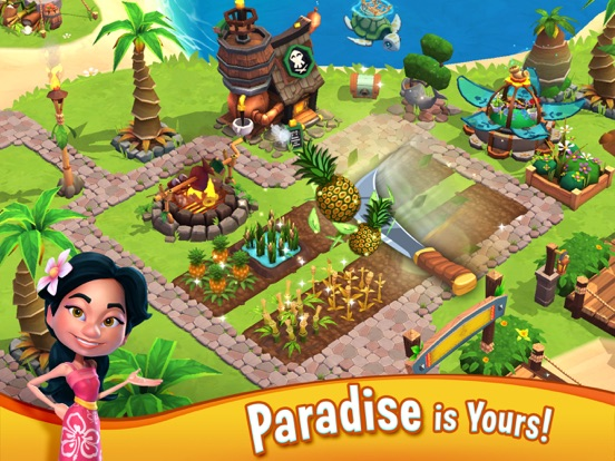 Paradise Bay Screenshots