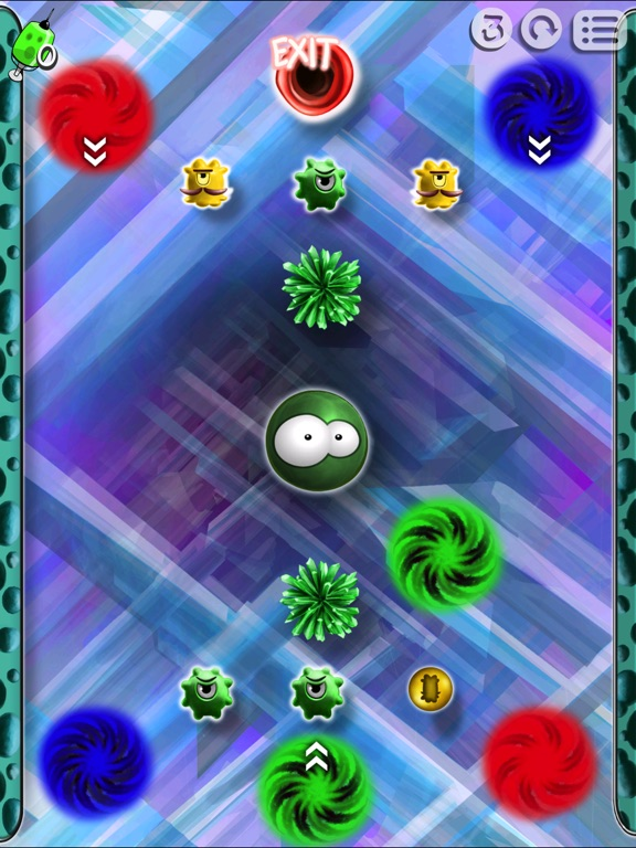 Screenshot #3 for Get the Germs: Addictive Physics Puzzle Game