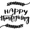Thanksgiving Calligraphy!