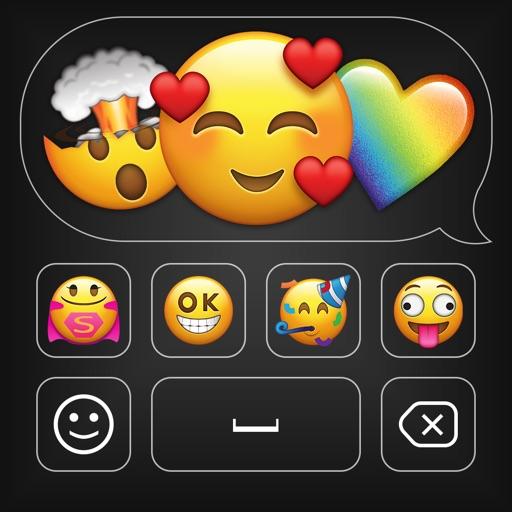 Emoji表情符號app icon图
