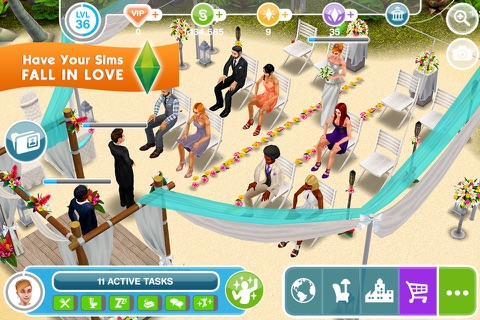 The Sims™ FreePlay screenshot 3