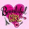 Girlish Beauty Stickers