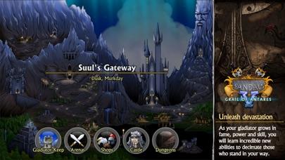 Screenshot 2 Swords and Sandals 5 Redux
