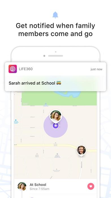 Localiser Phone, Amis, FamilleCapture d'écran de 1