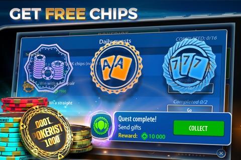 Texas Holdem Poker: Pokerist screenshot 3