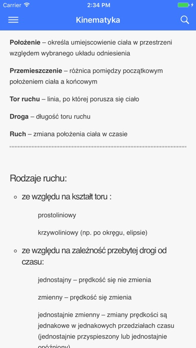iPhone — zrzut ekranu 2