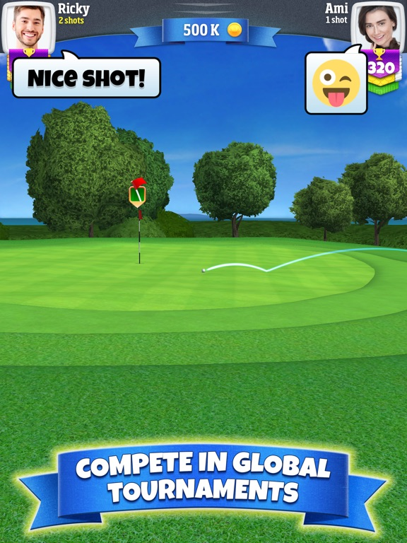 Golf Clash Screenshots
