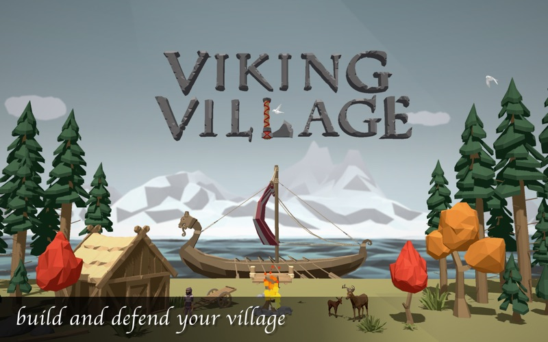 Viking Village Screenshot
