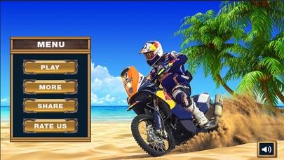 Water Surfer Beach Bike Rider screenshot 1