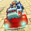 Toon Car Parking Adventures 3D