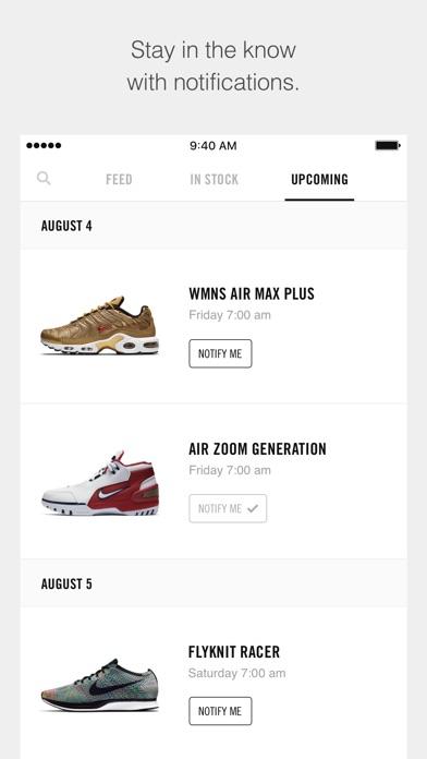 download Nike SNKRS apps 0