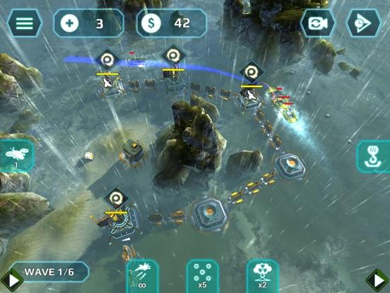 Screenshot 2 Naval Storm TD