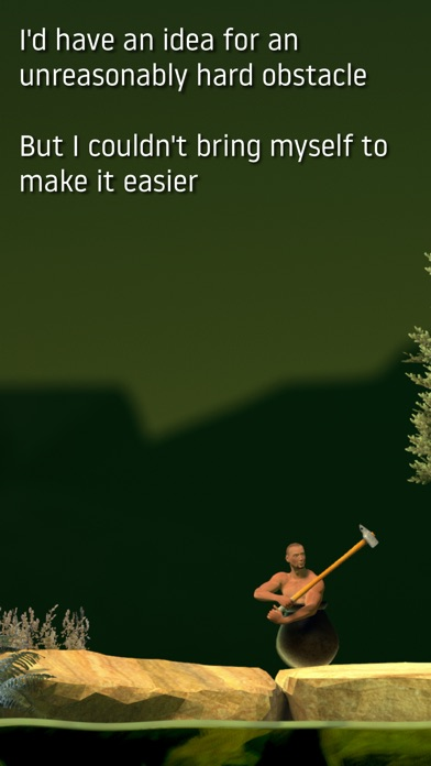 Getting Over It screenshot 2