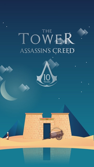 The Tower Assassin's Creed Скриншоты3