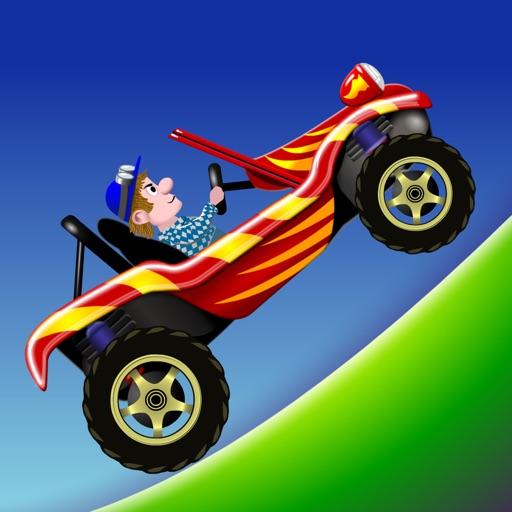 HILL RACER 1 iOS App