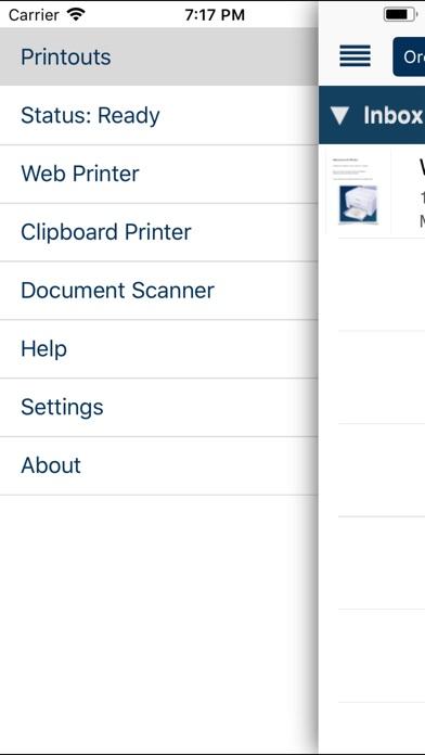 ACTPrinter - Virtual Printer Screenshots