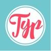 Typcas - Add Text on Photo 앱 아이콘 이미지