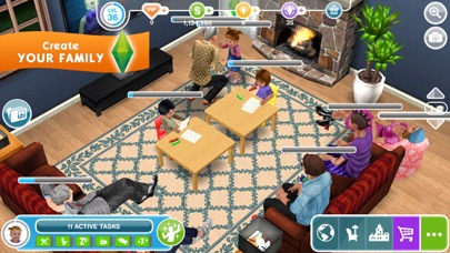 Screenshot #9 for The Sims™ FreePlay