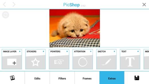 PicShop HD - Photo Editor Screenshots