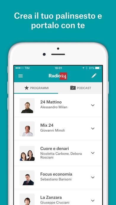 Screenshot of Radio 243