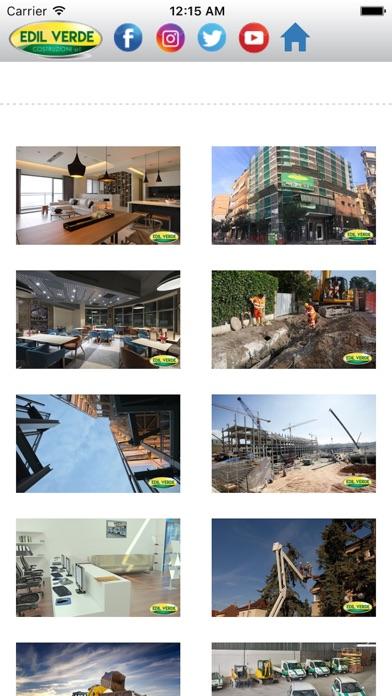 Screenshot of Edil Verde Costruzioni4