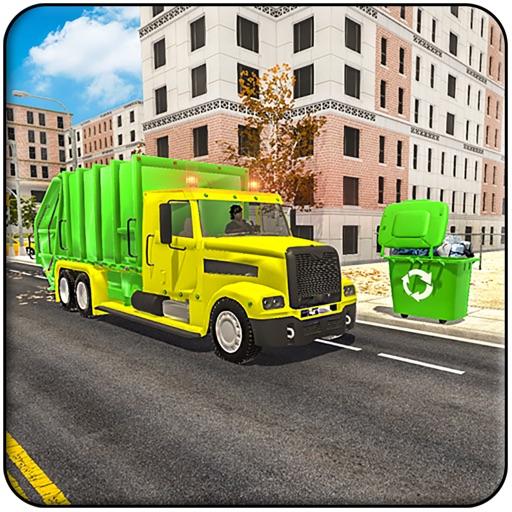 Garbage Truck Driving Games iOS App