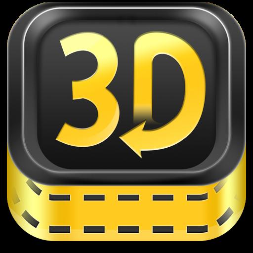 Tipard 3D Converter -Convert 2D to 3D for Mac