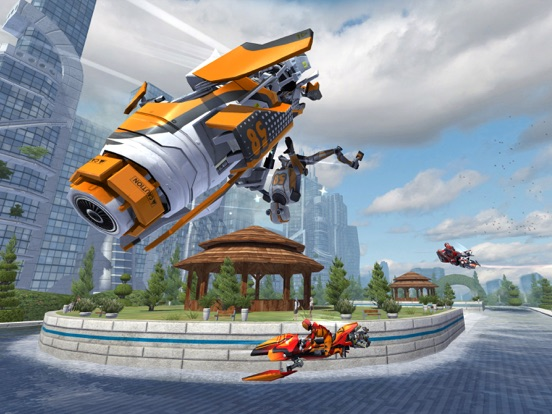 Riptide GP: Renegade для iPad