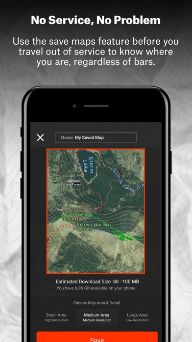 download onX Hunt: #1 GPS Hunting App apps 2