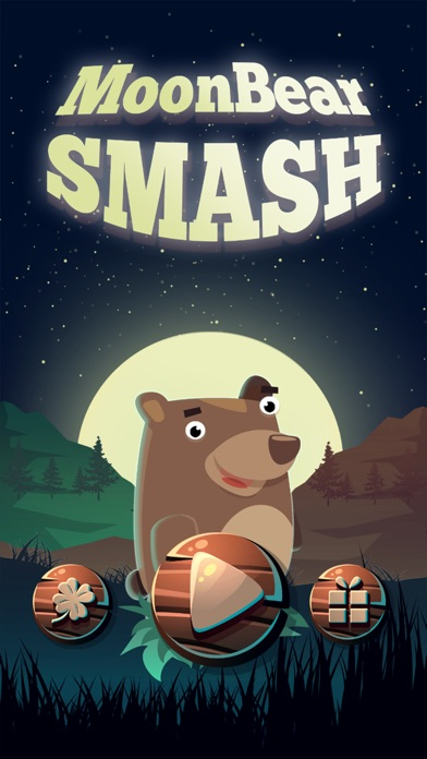 Moonbear Smash screenshot 1