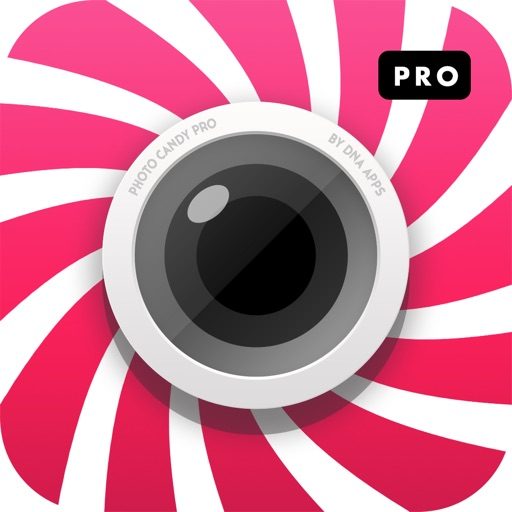 Photo Candy Pro – Best Photo Editor App To Add Awesome Digital Art Texture FX To Yr Pic To Make Em Cool + New Custom Cam Filters And Colors Blender To Edit Effects To Create Graphic Design On Your Images