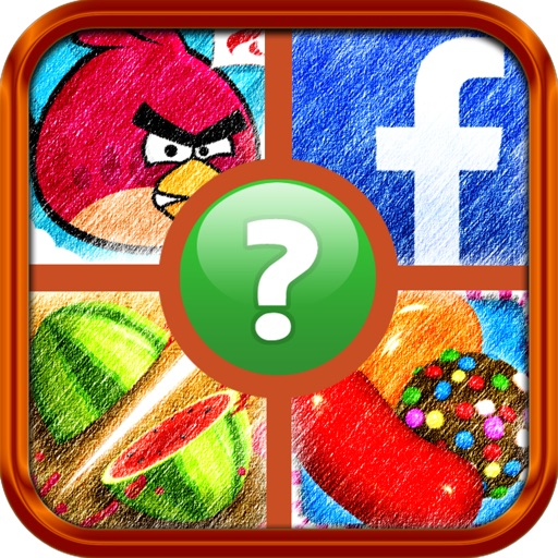 Let´s Guess Apps ™ reveal what is the app and game from picture word puzzle quiz iOS App