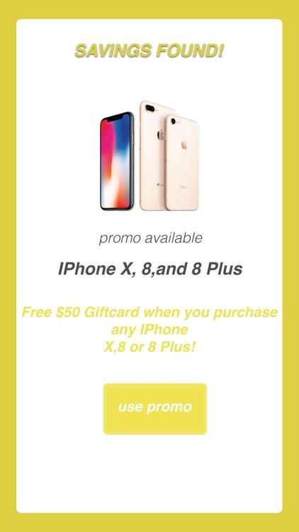 x coupons app
