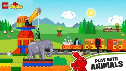 Screenshot of LEGO® DUPLO® Train2