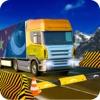 Monster Pak China  Cargo truck