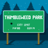 Terrible Toybox, Inc. - Thimbleweed Park artwork