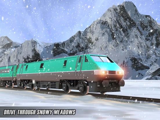 City Train Driving Adventure screenshot 7