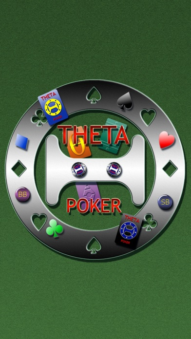 THETA Poker Pro-Texas Hold 'Em Screenshot