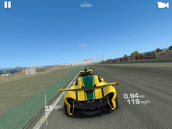 Screenshot #4 for Real Racing 3