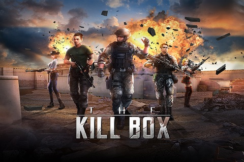 The Killbox: Arena Combat US screenshot 1
